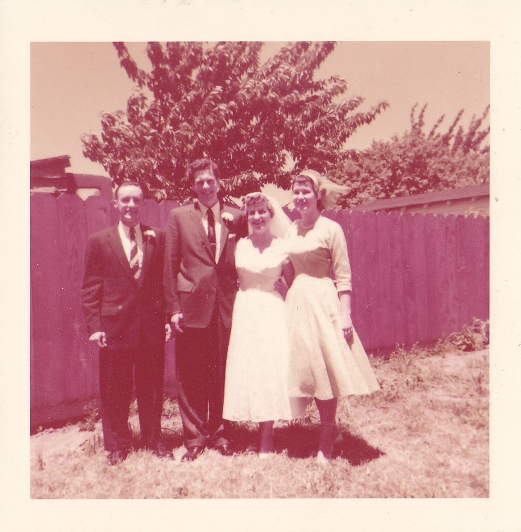 15Jun1957_MomWedding1